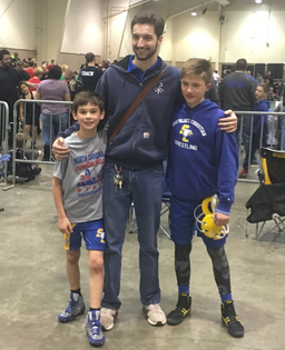 Young SouthLake Christian wrestlers excel