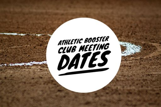 Athletic Booster Club Meeting Dates Scheduled